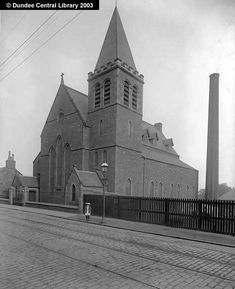 Dundee, Historical Photos, Old Photos, Scotland, Photographs, City, Building, Historical Pictures, Old Pictures