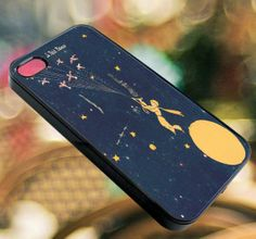 The Little Prince  iPhone 4/4s/5/5s/5c Case  by diemondHard, $15.00