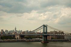 Manhattan Bridge by Dead Poet on 500px