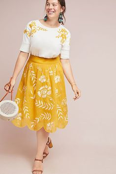 c143431917c1 Anthropologie Just Extended Its Clothing Sizes Up to 26 and We've Never  Loved the Brand More