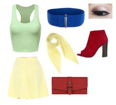 """""""Mulan Inspired Outfit"""" by africanhipsterqueen on Polyvore featuring White Mark, Zero + Maria Cornejo, Jardin des Orangers, Nine West, mulan and frozen"""