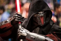 Dark Lord of the Sith Cosplay C2E2