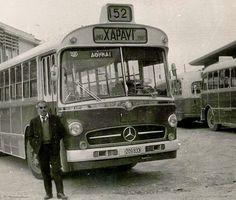 Οι Αναμνήσεις μας: 10 παλιά λεωφορεία και τα δρομολόγια τους - Ελληνικος κινηματογραφος Old Photos, Vintage Photos, Mercedes Bus, Classic Fonts, Bus Coach, Bus Driver, Busses, Athens Greece, Public Transport