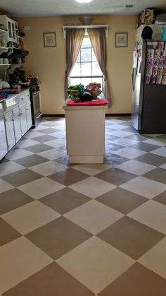 Aprons And Stilletos How Long Will Painted Vinyl Floors Last - How long does vinyl flooring last