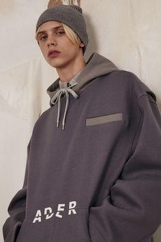 ADER error Lookbook / Gen Z / Generation Z / Korean / Brand / Fashion / Hoodie / Boy / Teen