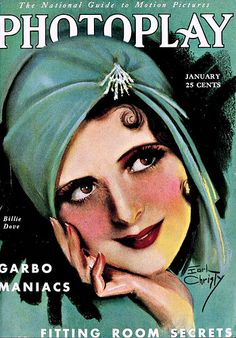 Billie Dove, Photoplay Magazine, January 1930 | Flickr - Photo Sharing!