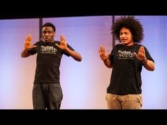 Beach Bodies (in spoken word) - David Fasanya and Gabriel Barralaga