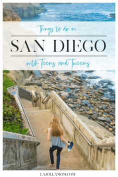 A list of the best museums tours beaches and other things to do in San Diego with teens and tweens. - Travel San Diego - Ideas of Travel San Diego La Jolla California, California Camping, California Vacation, Disneyland California, California Quotes, California Burrito, Ontario California, South California, California Mountains