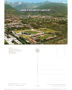 € 1,50 - code : ITA-023 - Massa - stadium postcard cartolina stadio carte stade estadio tarjeta postal
