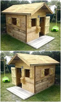pallet playhouse 27