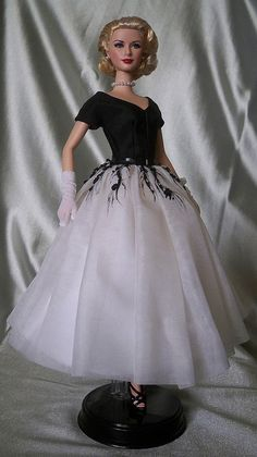"OOAK ""Rear Window"" Silkstone Grace kelly by Matthew Sutton 