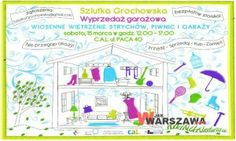 Kolejna edycja garażówki czyli Szlufka Grochowska  http://wjakwarszawa.info/2014/03/kolejna-edycja-garazowki-czyli-szlufka-grochowska/
