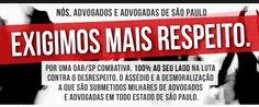 #oab-sp #respeito #advogados #advogadas #ricardosayeg #votoricardosayeg