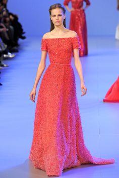 Elie Saab - Paris Haute Couture S/S 2014