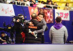 Nan Son(China) : Cup of China 2015