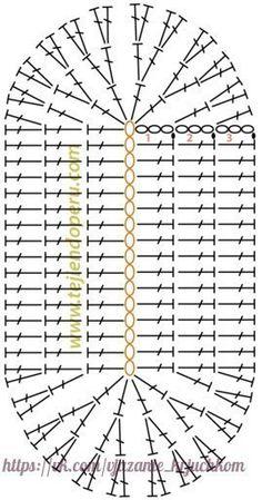 Вязание крючком. Модели, схемы, уроки | VK