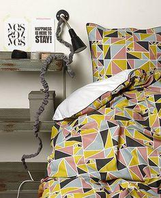 Syning: Sy selv eget sengetøj.