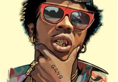 Charming Aura: Camp James and Episodes James 1st, Trinidad James, Hip Hop Art, College Fun, Social Marketing, Kinds Of Music, Mirrored Sunglasses, Camping