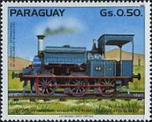 1983 Locomotives