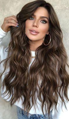 Gorgeous Hair Color, Hair Color Dark, Brown Hair Colors, Brown Hair On Pale Skin, Hair Colours For Pale Skin, Brunette Hair Pale Skin, Cool Tone Brown Hair, Brown Hair Tones, Black Hair