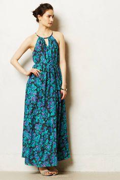 Larache Maxi Dress - anthropologie.com