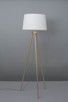 Tristan Floor Lamp| Free Standard Delivery | BHS