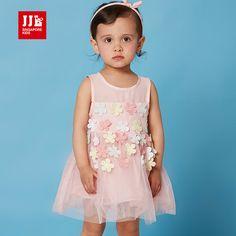 $24.76 (Buy here: https://alitems.com/g/1e8d114494ebda23ff8b16525dc3e8/?i=5&ulp=https%3A%2F%2Fwww.aliexpress.com%2Fitem%2Fbaby-girl-dress-sleeveless-vestido-infantil-1-year-birthday-dress-summer-dress-size-1-3t-baby%2F32635068068.html ) baby girl dress sleeveless vestido infantil 1 year birthday dress summer dress size 1-3t baby dresses party wedding for just $24.76