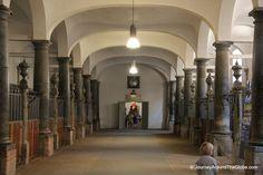 Royal Stable of Christiansborg Palace, Copenhagen, Denmark