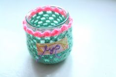 candle light crochet