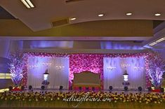 Stage Or Mandap Decoration For Outdoor Mysore Weddings Reception Stage Decor, Wedding Stage Backdrop, Wedding Stage Design, Wedding Mandap, Wedding Venues, Wedding Resorts, Wedding Gate, Wedding Entrance, Entrance Decor