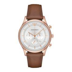 69b1a3a02cd HORLOGE online kopen - Gratis verzending van alle horloges. Emporio Armani  horloge AR11043