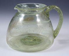 Christopher Dresser Clutha Glass Jug