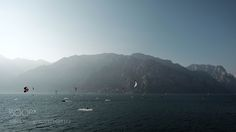 Surfing in Garda by matteobelon