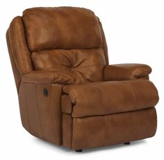 The Cruise Control Leather Recliner is one of the best that the latitude line has to offer!
