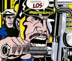 Roy Lichtenstein, Torpedo los