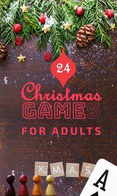 24 Christmas Games f
