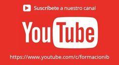 FormaciónIB: Nuestro canal YouTube - Red Iberoamericana de Docentes