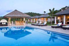 Harmony Hill at Tryall Club : Montego Bay : Jamaica Villas - Caribbean Villas