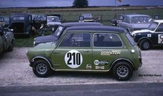 Mini Racing Photos - Page 11 - Original Archive, Specialist and Limited Edition Tech and Info My Dream Car, Dream Cars, Classic Mini, Classic Cars, Mini S, Car Travel, Car In The World, House In The Woods, Car Pictures