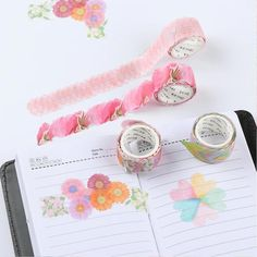 Get awesome stationery and gifts by visiting link in bio or go to www.otriostationery.com 💖 Free shipping to all countries! ✉️ For credit/copyright issue, please email us 🌈 #stationery #washitape #washitapes #washi #kawaiistuff #kawaiilife #kawaiilifestyle Bullet Journal Project Planning, Masking Tape, Washi Tapes, Taśma Washi, Sticker Paper, Stickers, Kawaii Pens, Pen Shop, Cute Stationary