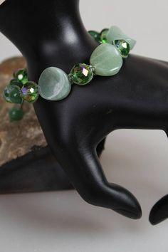 Green bracelet nephritis jade nephrite greenstone axestone