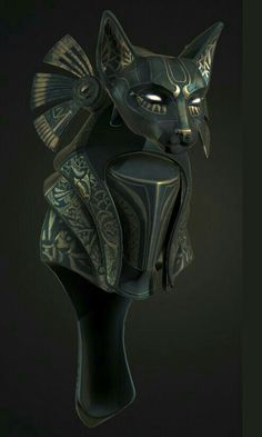 Egyptian Mythology, Egyptian Art, Ancient Aliens, Ancient Egypt, Ancient Armor, Bastet Goddess, Armor Concept, Fantasy Armor, Anubis