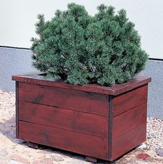 <p>Wykonaj samodzielnie skrzynię ogrodową. Nie trać czasu na szukanie w sklepach pasującej do Twojego ogrodu donicy drewnianej. Będziesz mieć pewność, że skrzynka na kwiaty jest solidna i przetrwa wiele sezonów. Zobacz jak ją zrobić według naszej instrukcji.</p>