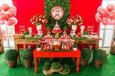 Festinha- Pequenos Luxos - Chapeuzinho Vermelho-1