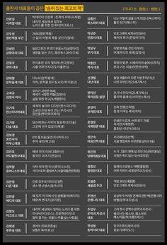 출판사 대표 30인이 뽑은 '숨어있는 최고의 책' - 1등 인터넷뉴스 조선닷컴 - 큐레이션