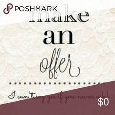 Make an offer ladies✨ ✔️✔️✔️ Accessories
