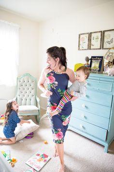 Harper & Bay: Stylish and Convenient Breastfeeding Dresses by Taisja Maxfield — Kickstarter