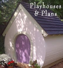 """check out these playhouses!  """"Dear Santa..."""""""