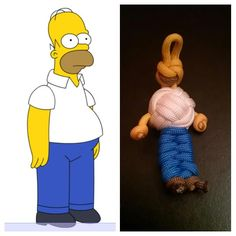 Homer! Not mine, but awesome idea!