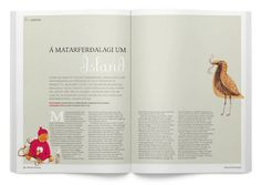 I Bodi Natturunnar Editorial Design. Quarterly magazine celebrating seasonal cooking, nature photography, writings and recreation.